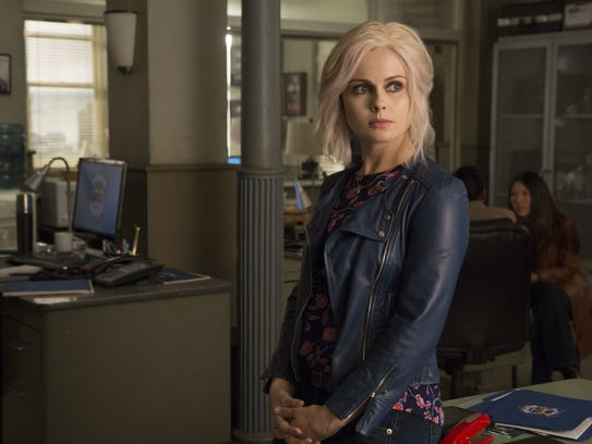 Rose McIver is Liv on 'iZombie.'