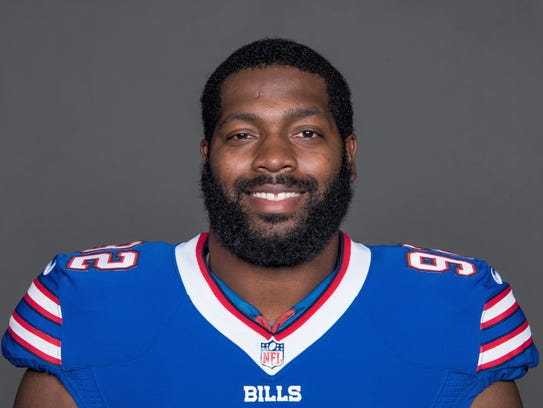 This is a 2017 photo of Adolphus Washington of the