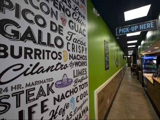 Bubbakoo's Burritos, founded in Point Pleasant in 2008,