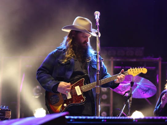 Chris Stapleton's All American Road Show hits Klipsch
