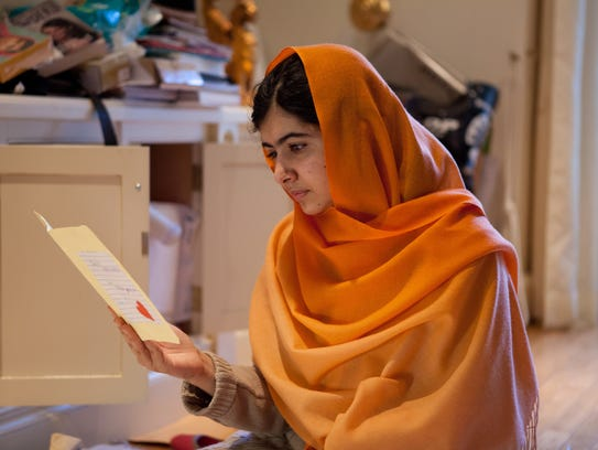 Malala Yousafzai will speak Sept. 4 at DePauw University.