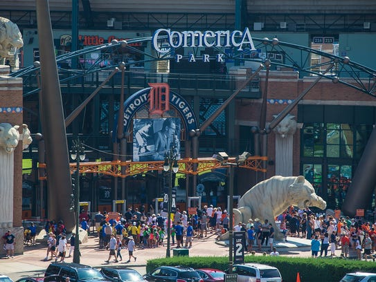 The Tigers have had only one sellout in 2017 and that