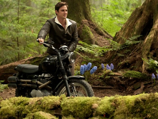 Andrew J. West as Henry on 'Once Upon a Time.'