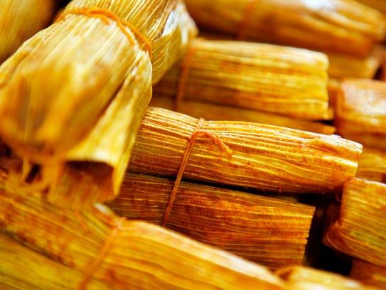 Delta style tamales