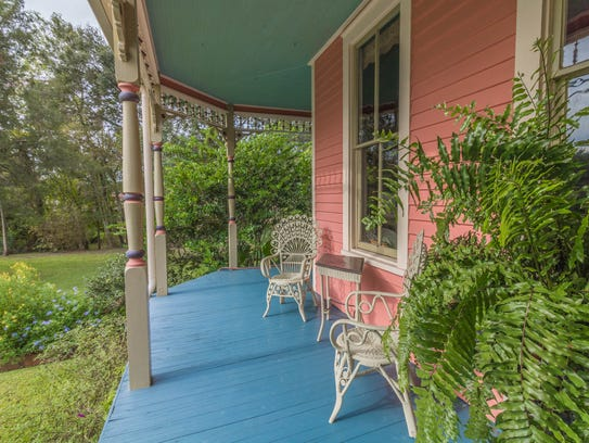 This historic home is located in the heart of Breaux