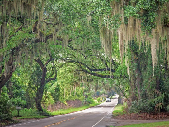 Beaufort, S.C., part of the state's Lowcountry area.