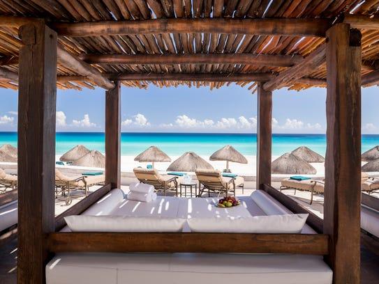 JW Marriott Cancun Resort & Spa in Mexico