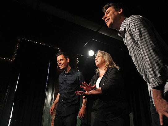 Capitol City Theater hosts open mic night on Thursdays.