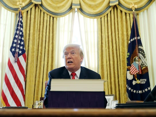 Trump, who signed tax reform and jobs bill into law during his first year, is doing things his way. But what is causing doubters to sit up is that he is accomplishing in a big way.