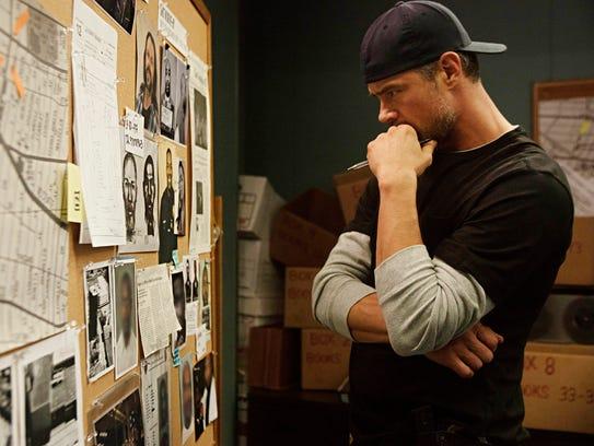 Josh Duhamel plays Detective Greg Kading in USA's 'Unsolved: