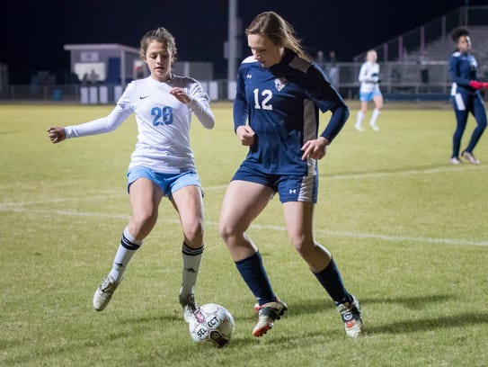 Both Ascension and LCA's girls soccer teams will be hosting their first state playoffs games after the LHSAA unveiled the state playoff brackets for all four divisions Tuesday.