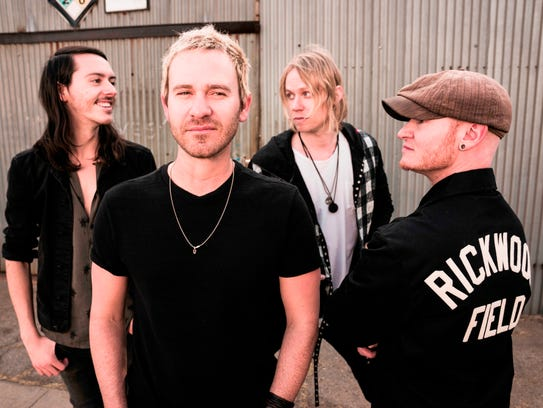 Lifehouse, analternative rock band, will headline