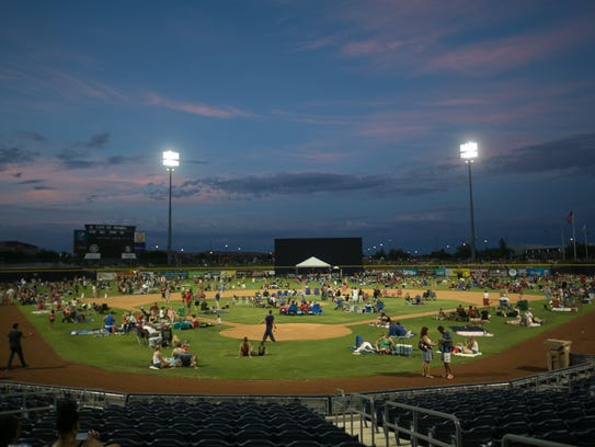 Food Truck Friday West teams up with Peoria Sports Complex for this bigevent featuring more than 75 food trucks serving $3 samples.
