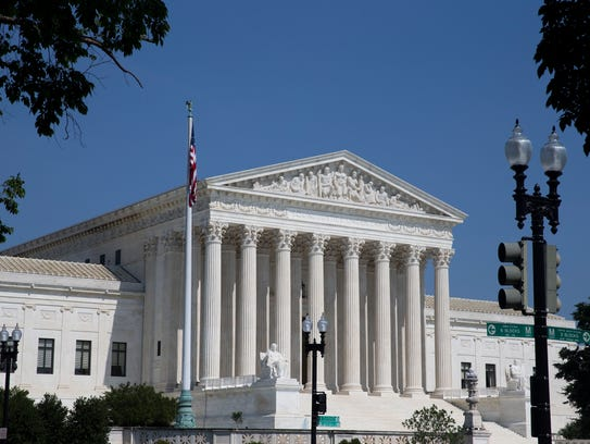 The Supreme Court takes up a case Tuesday on internet