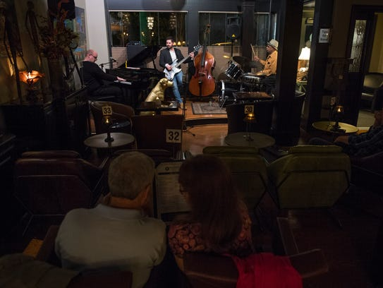 Sonny Disposition plays at Rainer's Cafe and Bar on
