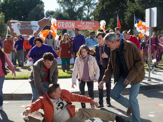 Small-town life is celebrated in ABC's 'The Middle,'