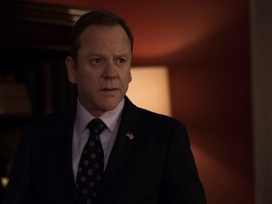Is Kiefer Sutherland worried about renewal chances