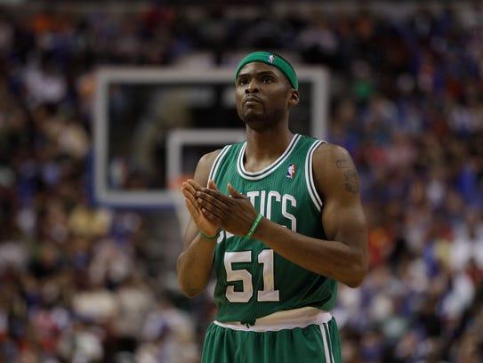 Boston Celtics' Keyon Dooling during an NBA basketball