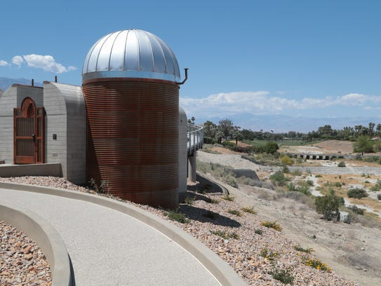 Eric McLaughlin is the new Rancho Mirage astronomer,