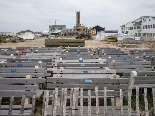 Ocean Grove is planning a new hotel and housing developments