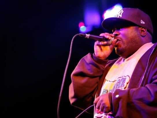 INDIO, CA - APRIL 17:  Rapper Rahzel of Patton and