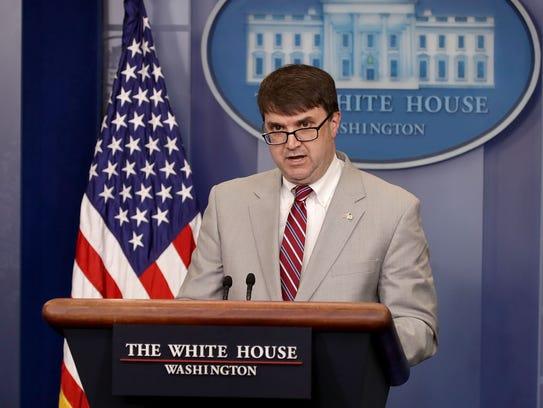 Acting Department of Veterans Affairs Secretary Robert