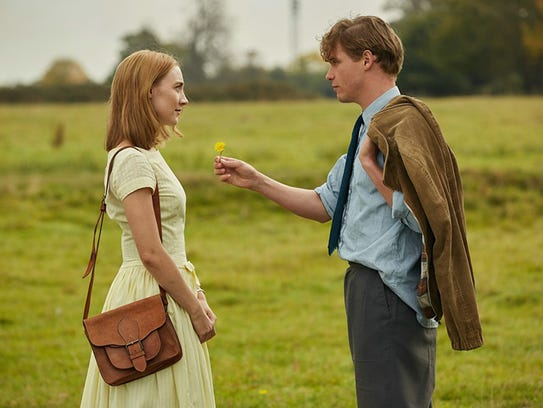 """Saoirse Ronan and Billy Howle star in """"On Chesil Beach."""""""