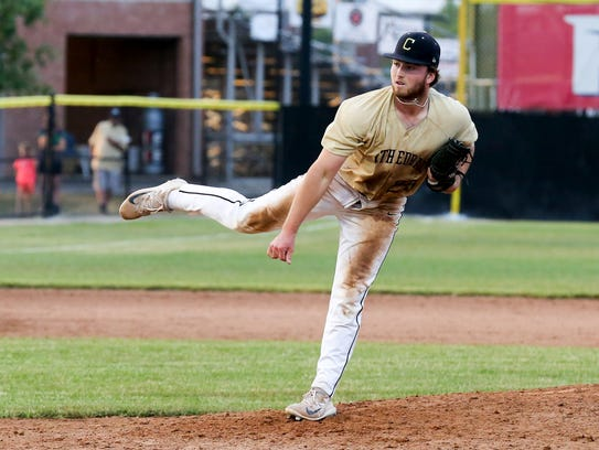 Jared Poland starred on the mound and delivered at