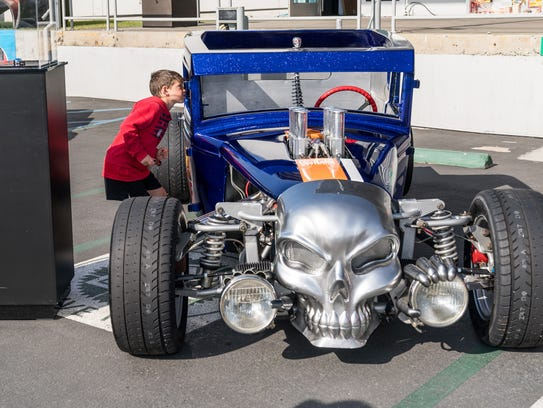 Hot Wheels celebrates 50 years of design and performance