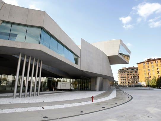 Five Of Architect Zaha Hadid S Most Ground Breaking Buildings