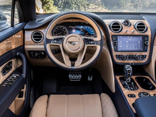 Review Bentley Bentayga Is The New King Of The Beasts