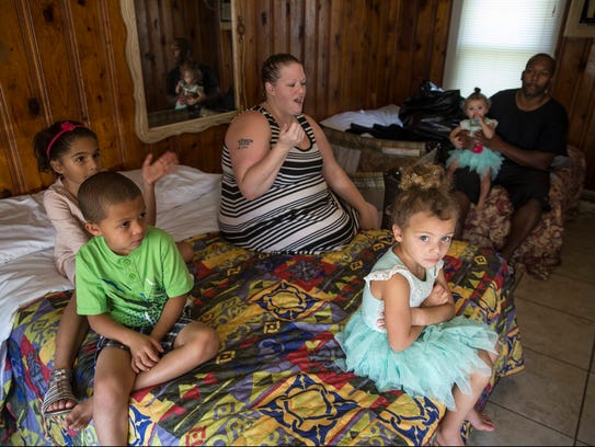 Helping Hands Homeless Toms River Family On Brink Of