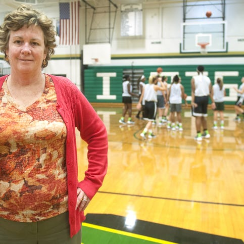 Chris Palladino steps down as Camden Catholic girls basketball coach