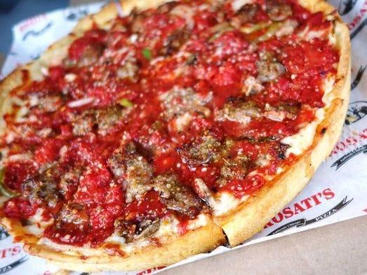 Rosati pizza coupons scottsdale az