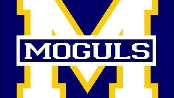 Munday Moguls athletic teams logo