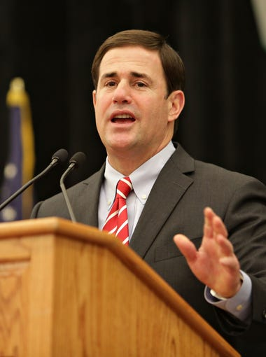 Does Gov. Doug Ducey's budget favor prisons at the expense of education? Columnist Robert Robb separates fact from fiction: