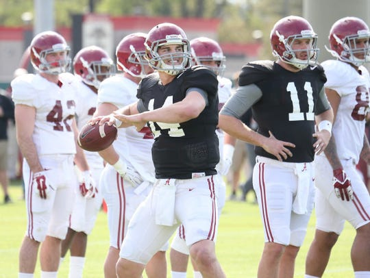 Can Jacob Coker step in and lead Alabama to the College