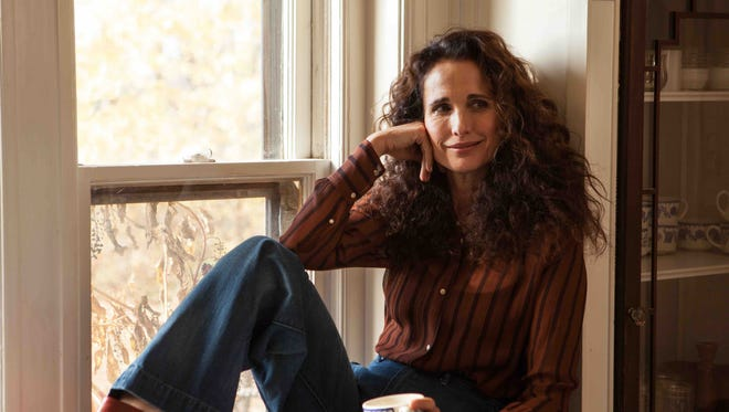 """Andie MacDowell plays Suzanne in """"Love After Love."""""""