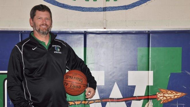 Winton Woods Middle School's Jeff Merrill is the Southwest Ohio Athletic Directors Association Middle School Athletic Director of the Year.