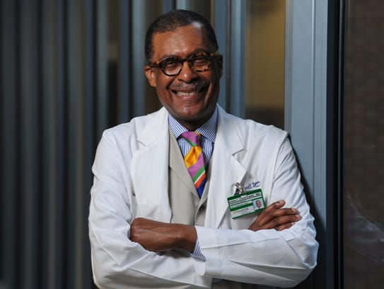 Dr. Andre Churchwell, chief diversity officer