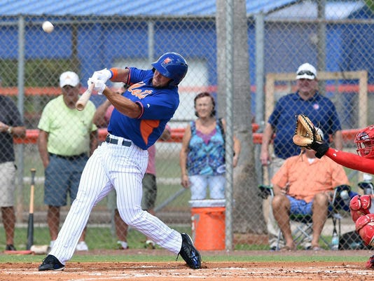 Tim Tebow Begins Instructional League Play With A Bang