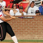 UL catcher Lexie Elkins recognized as the Player of the Week by the Sun Belt Conference the LSWA for her big weekend at Appalachian State.