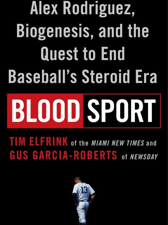 ELFRINK-GARCIA-ROBERTS-BLOOD-SPORT-BOOKS-jy-595-