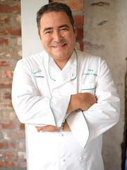 Celebrity chef Emeril Lagasse is celebrating the 25th anniversary of his original restaurant, Emeril's New Orleans, in March.