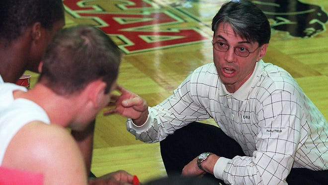 Gary Stanfield was a standout coach at both the high school and college level.