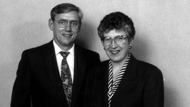 Richard and Lynn Ehlenfeldt, Wisconsin natives who owned a Brown's Chicken restaurant in Palatine, Ill., were among seven people murdered at the restaurant on Jan. 9, 1993.