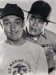 Frank Spencer Sutton as Sergeant Vince Carter with