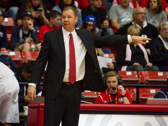 Dixie State head coach Jon Judkins has been the driving force behind the Trailblazers' run this season and their slew of conference championships in the past.