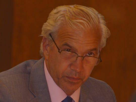 Former Legislator Francis Corcoran.