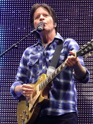 John Fogerty performs in concert on Nov. 6, 2013, at